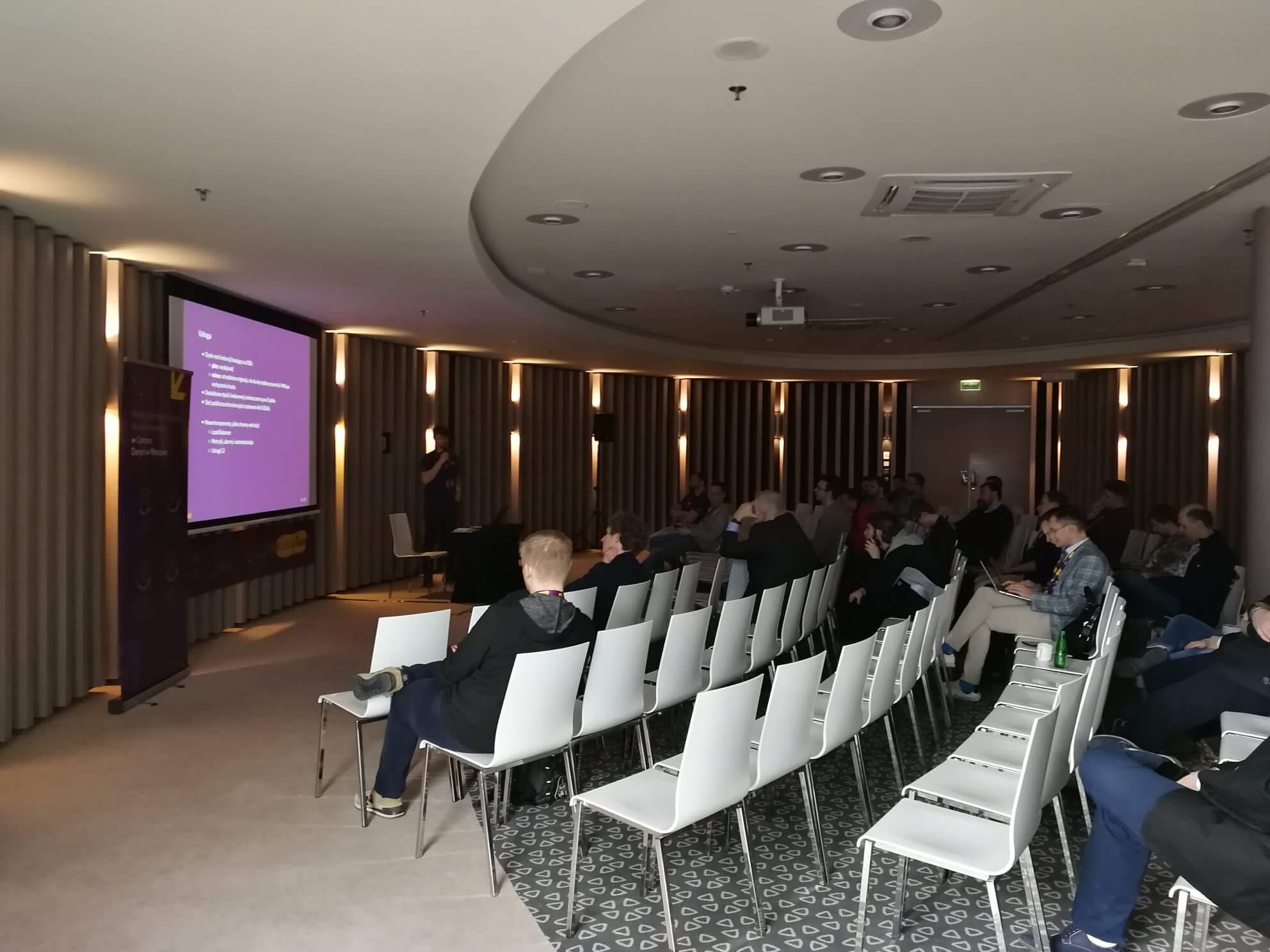 Kompleksowa obsługa konferencji branży IT